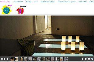 Disetec, Diseño de páginas web